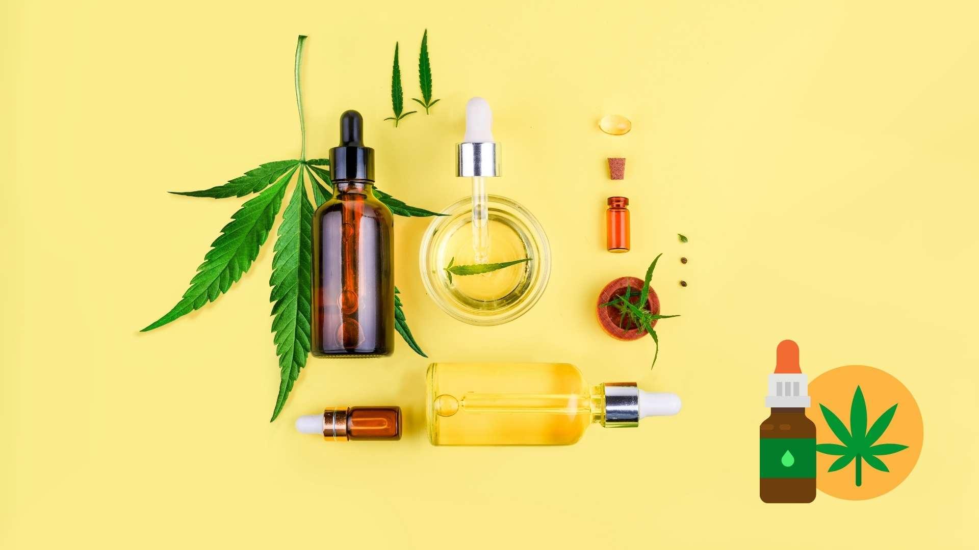 Dosage huile de CBD en capsules 3%