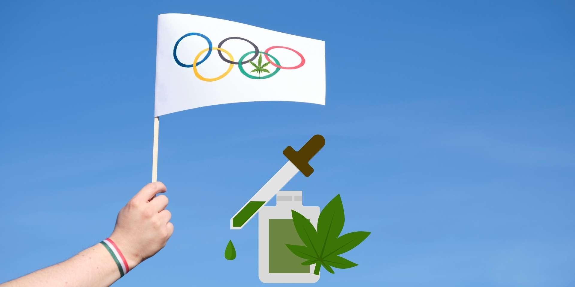 Tokyo 2020 l'édition des Jeux olympiques du CBD